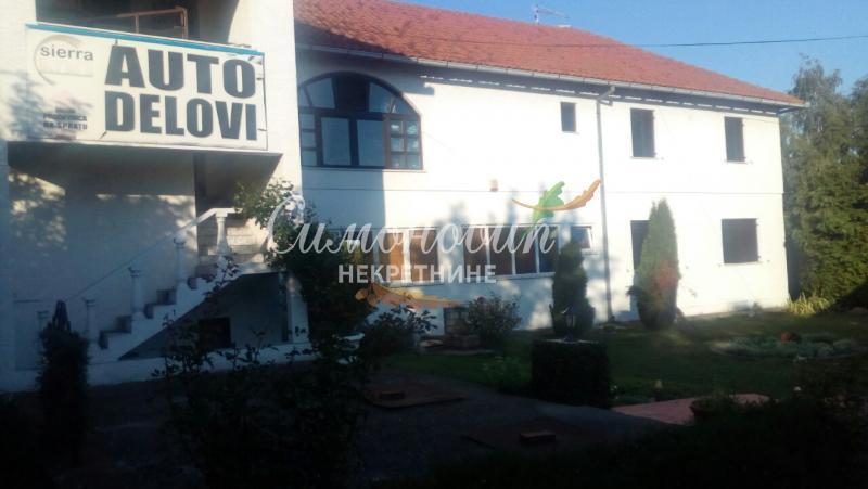 Kuća Prodaja SREMSKI OKRUG Pećinci centar